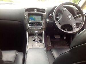 2009 Lexus IS250 Sedan Bowen Whitsundays Area Preview