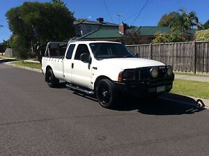 2006 Ford F250 Ute Knoxfield Knox Area Preview