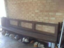 Church pew in need of TLC Leeming Melville Area Preview