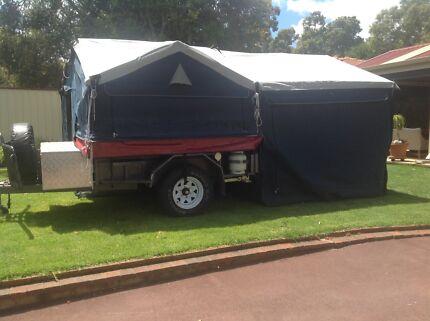 2016 MDC Delux off-road Camper Trailer Perth Perth City Area Preview