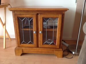 4 Wood End Tables