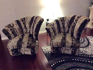 Excellent Shape living room chairs