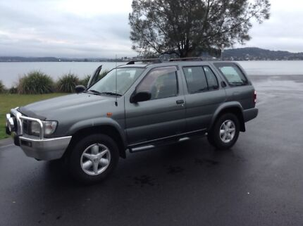 2005 Nissan Pathfinder Wagon Gateshead Lake Macquarie Area Preview