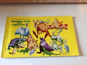 Vintage Taronga Park Zoo guide booklet Mascot Rockdale Area Preview