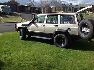 1996 jeep cherekee sports Elizabeth East Playford Area Preview