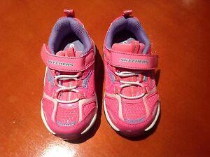 Skechers Girls Shoes US Size 5 Kingston Kingborough Area Preview