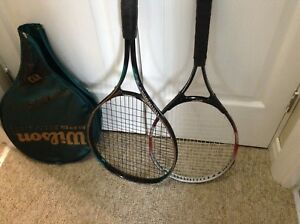 Two tennis Racket