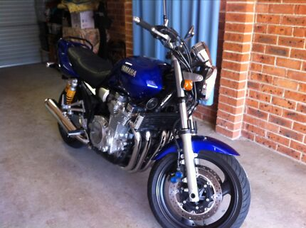 Yamaha xjr 1300 Gorokan Wyong Area Preview