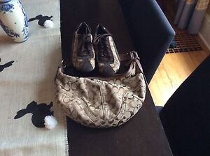 Coach purses gently used