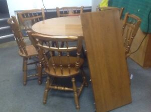 Dining Table, vintage