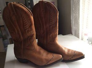 Unisex cowboy boots