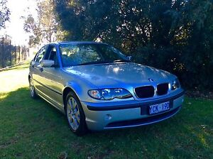 2002 BMW 318i E46 Luxury 4 Cyl Auto Beautiful Condition Woodbine Campbelltown Area Preview