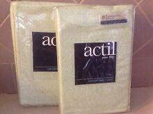Actil European Pillowcases set of 2 Green Greystanes Parramatta Area Preview