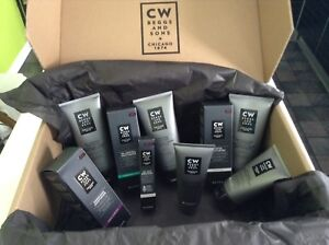 CW BEGGS AND SONS * CHICAGO 1874 - SKINCARE FOR MEN