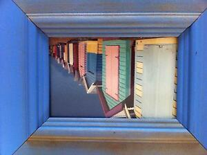 Brighton Beach huts Print Seaforth Manly Area Preview