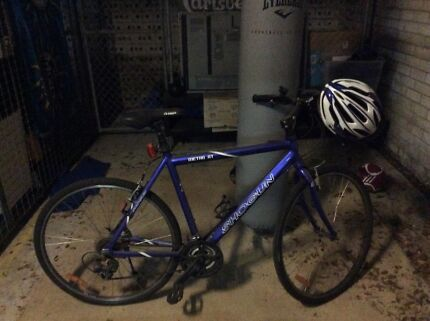 Shogun 18speed mountain bike. Hardly ever used, helmet included. Coogee Eastern Suburbs Preview