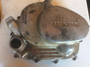 1974 1975 1976 Honda XL100 XL125 Clutch Cover
