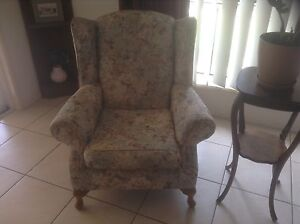 Wingback armchair Bonogin Gold Coast South Preview