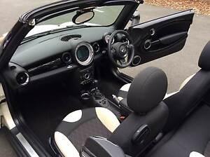2014 Mini Cabrio Cooper R57 Convertible 1.6Lt 6 Sp Auto Leather Aspley Brisbane North East Preview