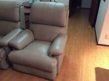 Moran leather recliners Applecross Melville Area Preview