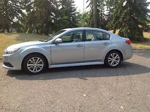 2013 Subaru Legacy 3.6R Limited with Eyesight