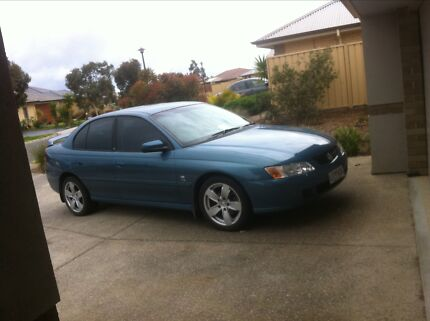 2003 Holden Commodore Sedan McLaren Flat Morphett Vale Area Preview