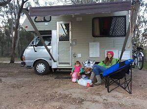 Fully self contained Winnebago Motorhome Brendale Pine Rivers Area Preview