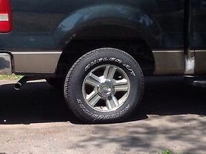 """WANTED F-150 TIRES 17"""""""