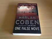 One false move by Harlan coben Rowville Knox Area Preview