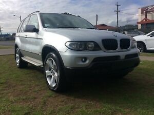 2006 BMW X5 3.0 Turbo Diesel Auto Luxury AWD Immaculate SUV Leumeah Campbelltown Area Preview