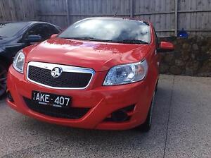 2009 Holden Barina Hatchback 81,000KM South Morang Whittlesea Area Preview