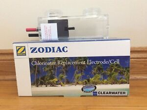 NEW - Zodiac Chlorinator Replacement Electrode/Cell