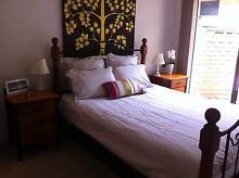 Queen Bed Suite Solid Wood & Wrought Iron Lane Cove Lane Cove Area Preview