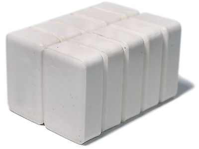 10 Pack - 2% Pyrithione Zinc (ZNP) Bar Soap - DermaHarmony 4 oz (Made in USA)
