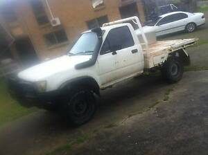 1989 Toyota Hilux Other Tyers Latrobe Valley Preview