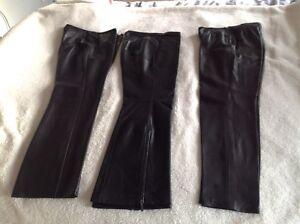 Ladies Danier Leather Pants