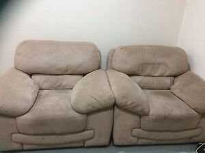 Two single sofa for sale Northfield Port Adelaide Area Preview