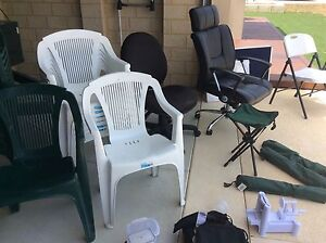 Garage sale from 9am Burns Beach Joondalup Area Preview