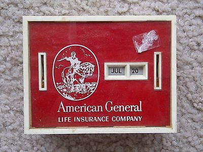 Vintage    American General Life Insurance Company    Piggy Bank    Month   Day