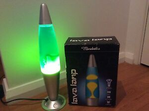Green Lava Lamp Quinns Rocks Wanneroo Area Preview