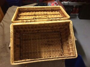 Picnic basket good condition