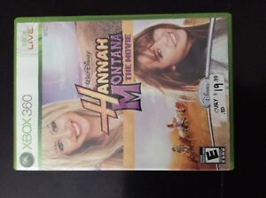 Hannah Montana the video game for Xbox