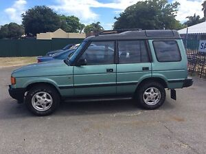 1996 Land Rover Discovery Wagon AUTO Belmont Belmont Area Preview