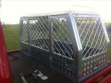 Custom Made Ute Cages/Dog Crates Kilcoy Somerset Area Preview