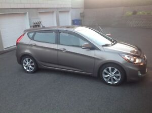 Hyundai Accent GLS 2014 full full equipped