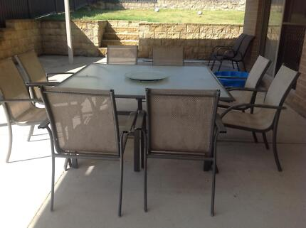 Table and chairs Fletcher Newcastle Area Preview