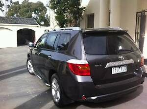 2007 Toyota Kluger Wagon Templestowe Manningham Area Preview