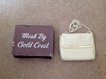 Goldmesh evening bag in mint condition Armidale 2350 Armidale City Preview