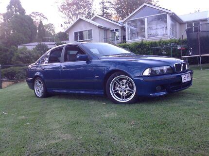 BMW 525i 2002 M Sport