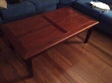 Coffee table wooden 125 X 70cm Pagewood Botany Bay Area Preview